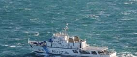 Pesquero chino hundido por la Prefectura Naval