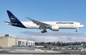 Lufthansa Cargo acelera