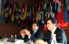 Echegaray resaltó la importancia de la conectividad entre aduanas