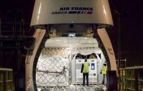 Supergrupo de aerolíneas entre Europa, EEUU y China