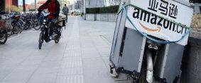 Comercio electrónico. Amazon cerraría en China