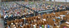 Amazon planes para la última milla