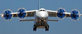 El mítico Antonov 70 muere en Ucrania