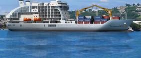 Aranui 5: Mitad crucero, mitad carguero