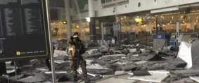 Caos en transportes y aeropuertos europeos