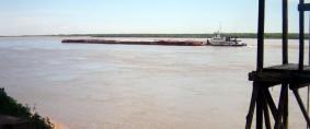 Proyectan sistema multimodal de transporte en la Hidrovía Paraná-Paraguay