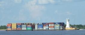 Transporte fluvial: Frente a un panorama complicado