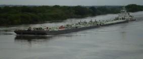 Una apuesta al cambio en el transporte fluvial