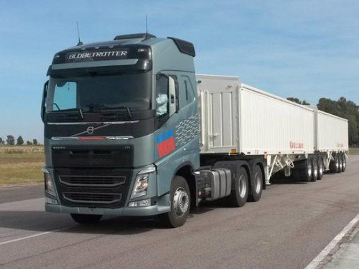 Camiones Bitrén autorizados en nuevo Decreto