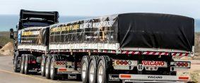 Camiones Bitrenes: Santa Fe autorizó su circulación