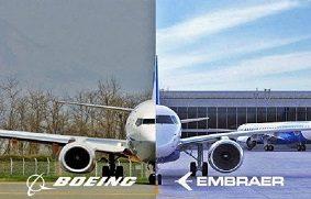 Boeing y Embraer