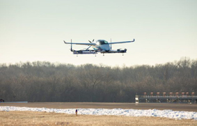 vehículo aéreo autónomo