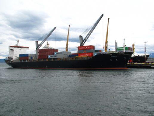 Desarrollo de la Marina Mercante, se promulgó la Ley