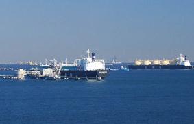 transporte marítimo de GNL