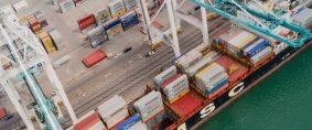 MSC con nueva terminal de contenedores en África