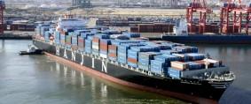 Tráfico de contenedores en los puertos marítimos surcoreanos aumenta a un número récord en 2012