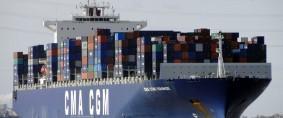 CMA CGM aumenta sus tarifas desde el Mediterráneo