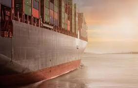 el shipping de contenedores