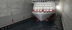 Noruega prepara el primer túnel para buques