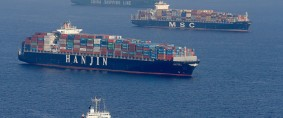 Lejano Oriente-Sudamérica con más buques provocaría guerra de tarifas
