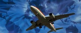 Carga aérea mundial subió en noviembre un 8,8%