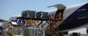 Las tarifas de carga aérea más bajas en los últimos años