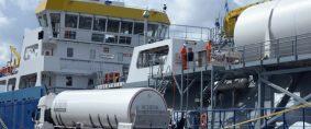 Bunkering de GNL a buques en instalaciones portuarias
