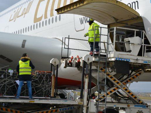 Estados Unidos controlará la carga aérea antes de entrar al país