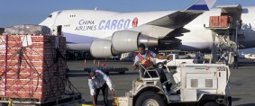 La carga aérea muestra una débil recuperación