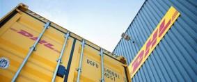 DHL Global Forwarding en venta?