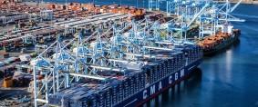 Buques más grandes desafían a los puertos