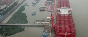 Cosco Shipping Virgo, nuevo fullcontainer de 20.000 Teus