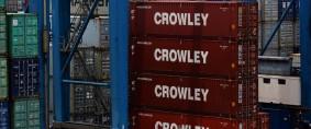 Crowley incorpora nuevas unidades de manejo de carga a su flota
