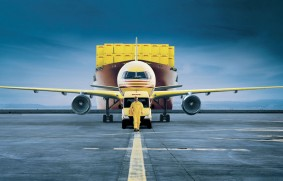 Transporte sincromodal, proyecto piloto de DHL