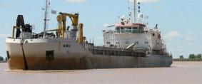 Entre Ríos: comienzan el dragado del río Uruguay