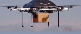 Amazon planea utilizar drones para sus entregas