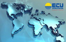 ECU Worldwide en China. Montando las olas