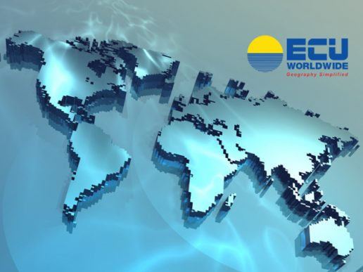 ECU Worldwide en China. Montando las olas