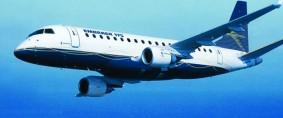 United Continental encargó 30 aviones E-175S a Embraer
