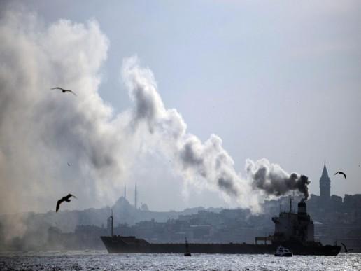 Transporte marítimo. Hacia una nueva generación de buques sostenibles