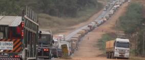 Santos, mayor puerto de Latinoamérica, enfrenta enormes problemas logísticos