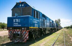 carga ferroviaria