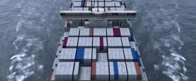 Las 5 líneas Top del mundo en transporte de contenedores