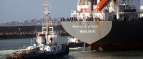 Mar del Plata, MSC y Maersk embarcaron este año casi 20.000 ton