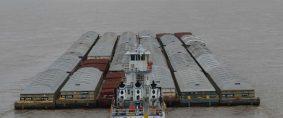 Hidrovía Paraguay-Paraná: La presión de la carga no argentina