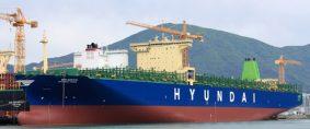 Hyundai firma por 20 nuevos buques portacontenedores