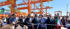 Nueva terminal de contenedores en La Plata