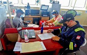 nspecciones laborales a buques