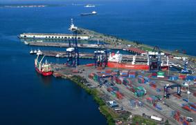 nuevo puerto