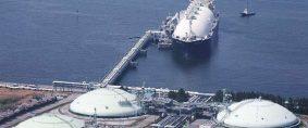 Terminal de abastecimiento de GNL para buques en Panamá